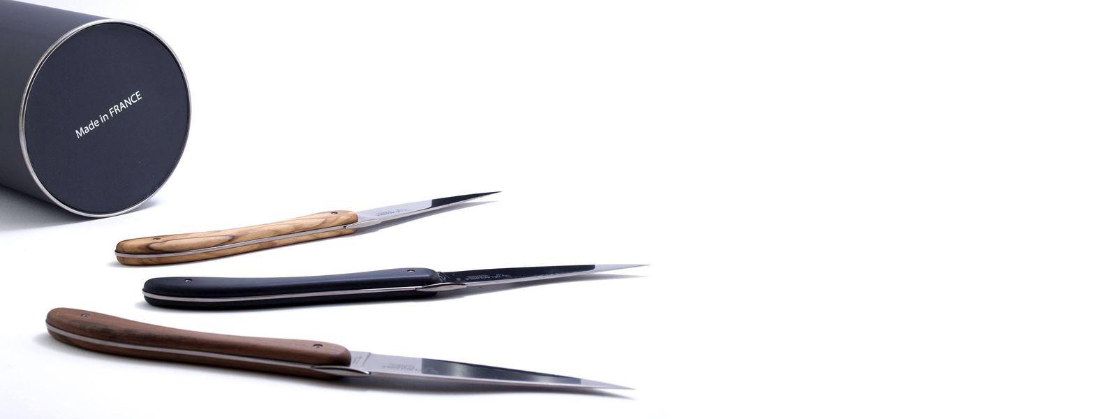 couteau de table design laguiole