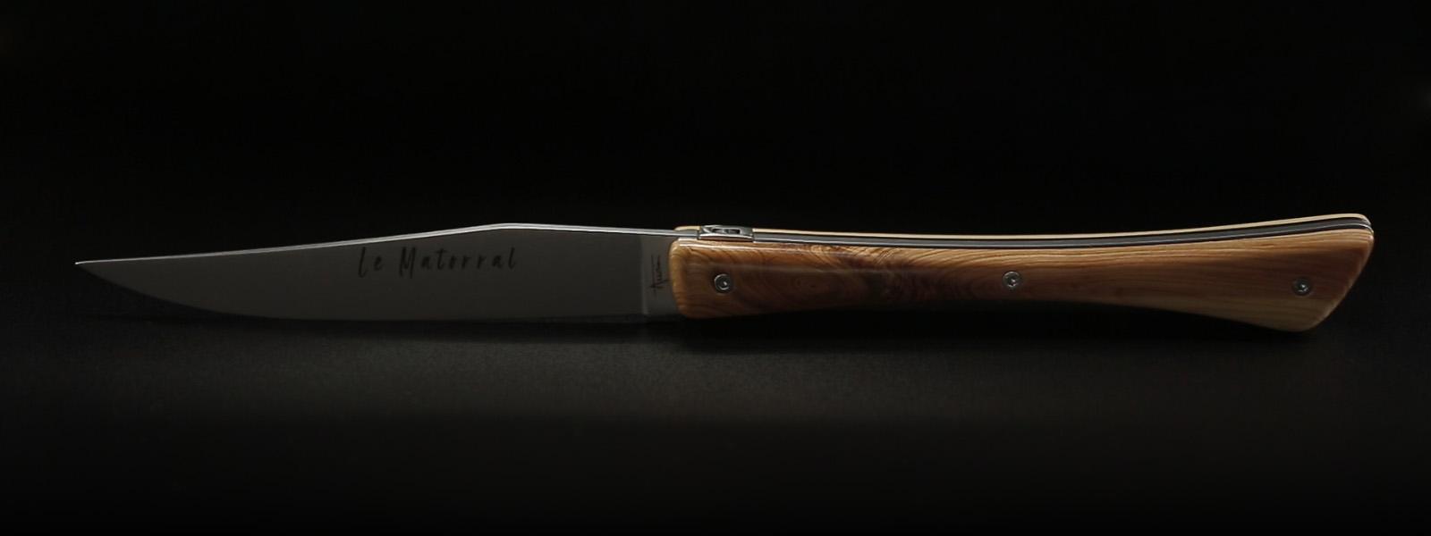 Couteau Le Matorral